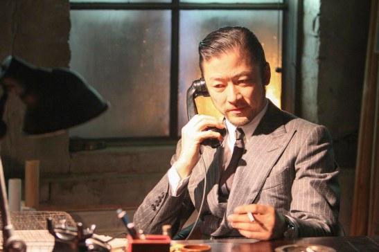 Asano Tadanobu en Long Goodbye (NHK, primavera 2014)