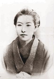 Higuchi Ichiyō (1872-1898)