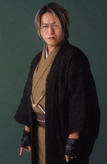 Kyōgoku Natsuhiko (Otaru, Hokkaido, 1963)