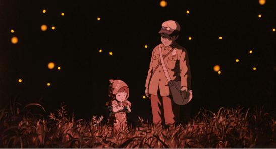 """La historia de """"La tumba de las luciérnagas"""" alcanzó fama a nivel mundial despuésde que Studio Ghibli la adaptara en versión animada en 1988."""