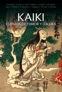VV.AA., Kaiki: Cuentos de terror y locura (Quaterni, 2017)